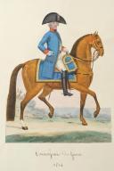 Photo 2 : Nicolas Hoffmann, Commissaire des Guerres, 1806.
