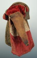 COUVRE-FONTES D'OFFICIER, XVIIIème siècle. (5)