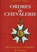 ORDRES DE CHEVALERIE - Livre d'occasion