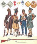 FUNCKEN : UNIFORMES ET LES ARMES DES SOLDATS  DU PREMIER EMPIRE (2 TOMES) (3)