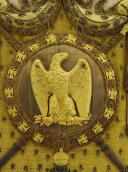 Photo 4 : SOUBREVESTE DE GALA DE L'ESCADRON DES CENT-GARDES DE L'EMPEREUR NAPOLÉON III, SECOND EMPIRE.