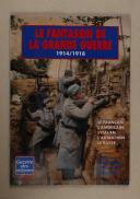 Photo 1 : Le Fantassin de la grande guerre 1914/1918