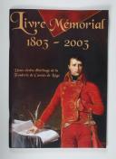 Photo 1 : Livre mémorial 1803-2003