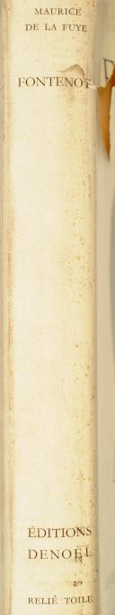 M. de la Fuye – Fontenoy – Louis XV vu par l'auteur de Louis XVI – (2)