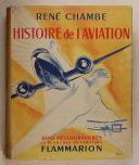 CHAMBE. Histoire de l'aviation.   (1)