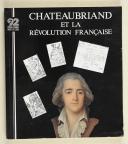 Chateaubriand et la Révolution française   (1)