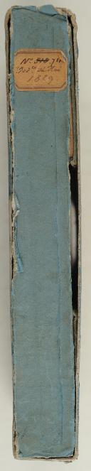 Photo 2 : ORDONNANCE sur l'exercice et les évolutions de la cavalerie du 6décembre 1829.