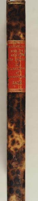Photo 2 : ORDONNANCE DU ROI sur le service des armées. du 3mai 1832.