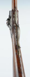 FUSIL À VENT AUTRICHIEN VERS 1760-1770, ANCIENNE MONARCHIE. (3)