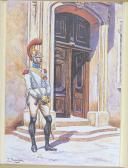 """LE BIVOUAC - """" P. Benigni, Peintre de l'Histoire 1878-1956 """" - exemplaire n° 45 - Provence côte d'Azur (8)"""