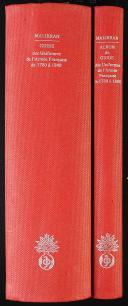 MALIBRAN : ALBUM DU GUIDE DES UNIFORMES DE L'ARMÉE FRANÇAISE DE 1780 À 1848. (1)