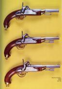 Photo 4 : PISTOLETS & REVOLVERS RÉGLEMENTAIRES FRANÇAIS DE 1730 À 1892