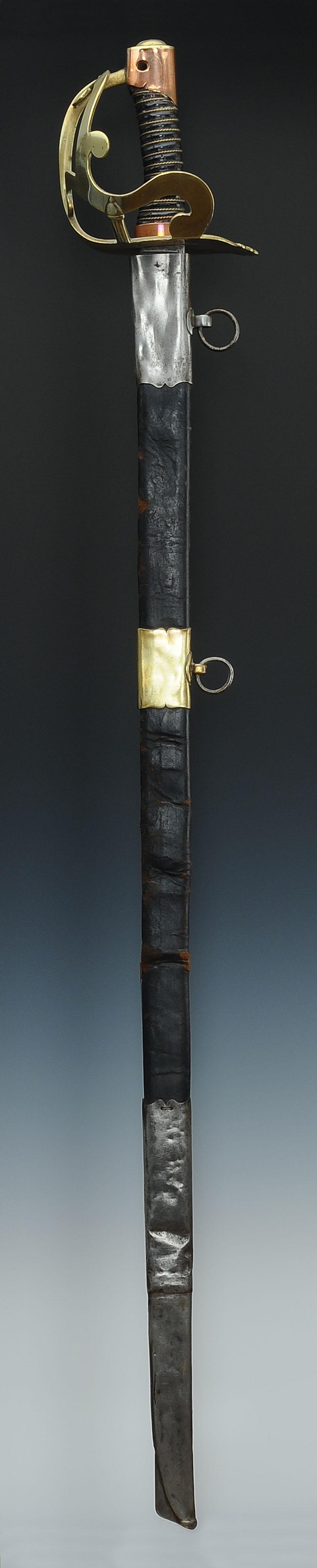 haché abordage 1796