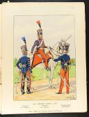 Photo 2 : FANFARES ET MUSIQUES DES TROUPES À CHEVAL 1640-1940.