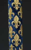 Photo 3 : REPRODUCTION ANCIENNE D'UN BÂTON DU MARÉCHAL DE FRANCE Jean Baptiste Donatier de Vimeur, ANCIENNE MONARCHIE.