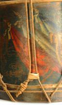 CAISSE DE TAMBOUR D'INFANTERIE DE LA GARDE NATIONALE, MONARCHIE CONSTITUTIONNELLE. (6)