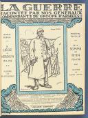 Photo 3 : LA GUERRE RACONTÉE PAR NOS GÉNÉRAUX, MARÉCHAL FAYOLLE ET GÉNÉRAL DUBAIL.