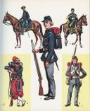 Photo 5 : LE COSTUME ET LES ARMES DES SOLDATS DE TOUTS LES TEMPS