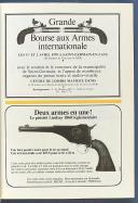 GAZETTE DES ARMES, n° 12 de janvier 1974 au n° 77 de décembre 1979.  (4)
