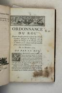 Photo 5 : Ordonnances du Roi