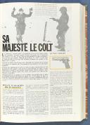 GAZETTE DES ARMES, n° 12 de janvier 1974 au n° 77 de décembre 1979.  (6)