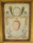 Photo 7 : LITHOPHANIE À SUJETS RELIGIEUX  MASQUANT LE PORTRAIT DE NAPOLÉON, RESTAURATION.