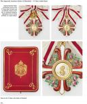 Photo 14 : AUSTRIAN ORDERS AND DECORATIONS, part 1, volumes 1 & 2, The Imperial-Royal Order to 1918.