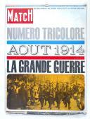Photo 1 : 4 exemplaires de paris Match sur 14/18