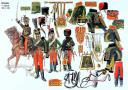 RIGO (ALBERT RIGONDAUD) : LE PLUMET PLANCHE U21 : HUSSARDS 7e REGIMENT 1801 a 1815.