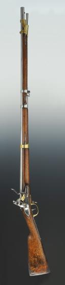 FUSIL DE DRAGONS modèle an IX, Manufacture de Tulle 1810, Premier Empire.