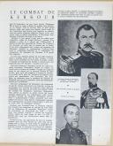 """"""" Nos chasseurs """" - Revue - Numéro spécial en supplément de la revue """" L'armée française au combat """"  (2)"""