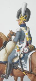 Photo 2 : 1815. Garde Royale. Train d'Artillerie.