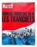 Photo 3 : 4 exemplaires de paris Match sur 14/18