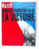 Photo 7 : 4 exemplaires de paris Match sur 14/18
