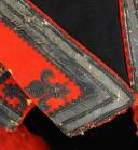 HABIT D'OFFICIER DES GARDES DU CORPS DE LA MAISON MILITAIRE DU ROI, MODÈLE 1814, RESTAURATION. (13)