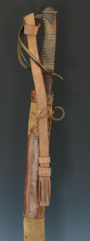 SABRE TROUPE DE CAVALERIE LÉGÈRE, MODÈLE 1822, Restauration - Troisième République. (1)