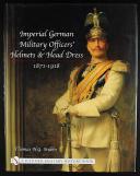 Photo 1 : IMPERIAL GERMAL MILITARY OFFICERS' HELMET HEADDRESS 1871-1918