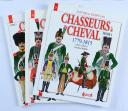 CHASSEURS À CHEVAL 1779-1815, TOMEE 1, 2 ET 3
