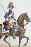 Photo 2 : 1819. Gendarmerie Royale de Paris.