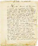 Photo 2 : LETTRES DE JEAN GACHET, du siège de Dantzig le 18 mai 1807 et de Breslau le 17 juillet 1808.