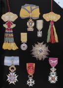 Photo 3 : SOUYRIS ROLLAND : GUIDE DES ORDRES, DÉCORATIONS ET MÉDAILLES MILITAIRES 1814-1963