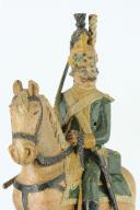 Photo 7 : DRAGON, CAVALIER, FIGURINE PAR CLÉMENCE, ANCIENNE MONARCHIE.
