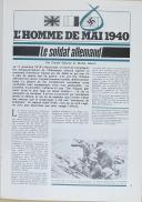 """Photo 8 : """" Armes et uniformes de l'histoire, Gazette des uniformes  """" - Revue - Paris - 1975"""