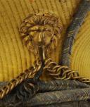 CZAPSKA DU MAJOR (Rittmeister) GRAF FESTETICS DU 1 er RÉGIMENT DE HULANS AUTRICHIENS TOMBÉ LE 24 juin 1859 À LA BATAILLE DE SOLFÉRINO, CAPTURÉ PAR LE 10ème BATAILLON DE CHASSEURS À PIED FRANÇAIS, MODÈLE 1850-1855, SECOND EMPIRE.  (8)