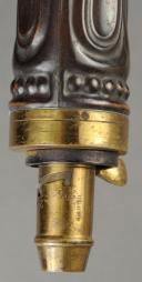 Photo 2 : Powder flask, 19th century.