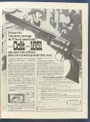 CIBLES : LA REVUE DES ARMES ET DU TIR du n° 53 de janvier 1974 au n° 118 de décembre 1979. (3)