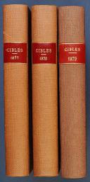 CIBLES : LA REVUE DES ARMES ET DU TIR du n° 53 de janvier 1974 au n° 118 de décembre 1979. (7)