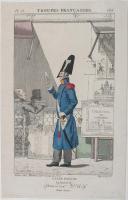 Photo 1 : MARTINET : 3ème RÉGIMENT DE GRENADIER PETITE TENUE - GARDE ROYALE
