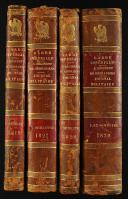 GARDE IMPÉRIALE - 3. RÉGIMENT DE GRENADIERS - JOURNAL MILITAIRE -  8 volumes. (1)
