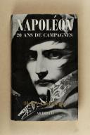 Napoléon 20 ans de campagnes.